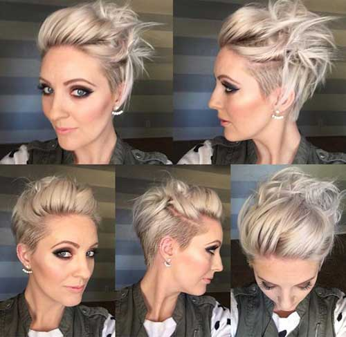 Trendy Short Hairstyles 2016-11