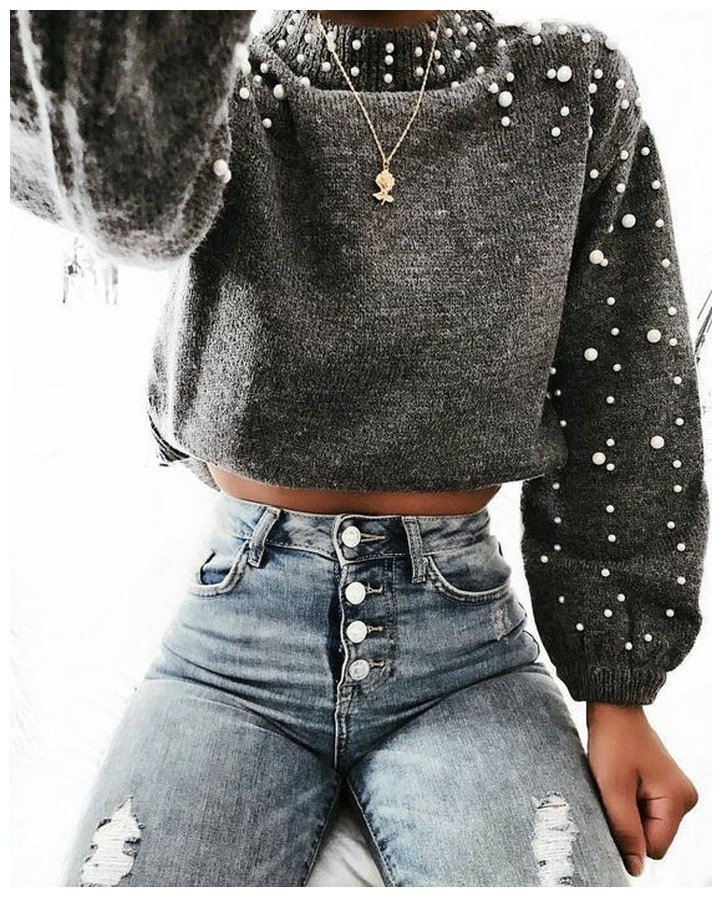 50+ popular winter outfits ideas to copy right now 34