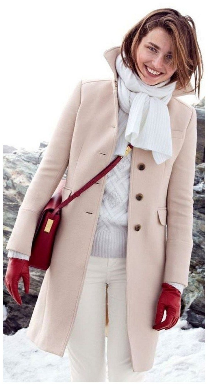 45+ trending winter outfits to copy right now 25