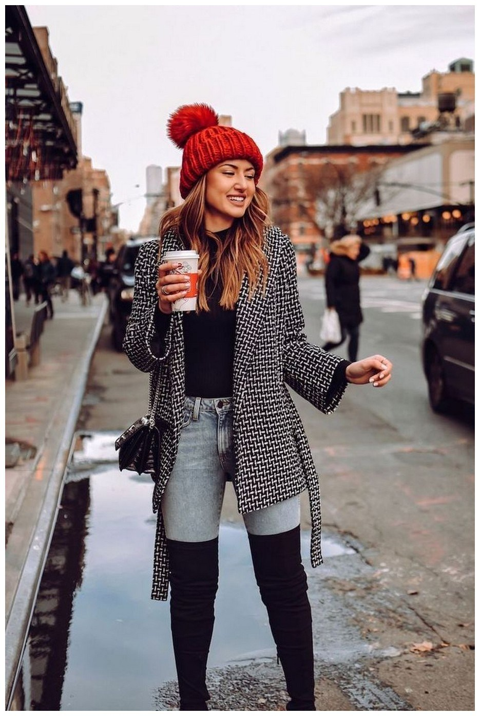 45+ trending winter outfits to copy right now 32