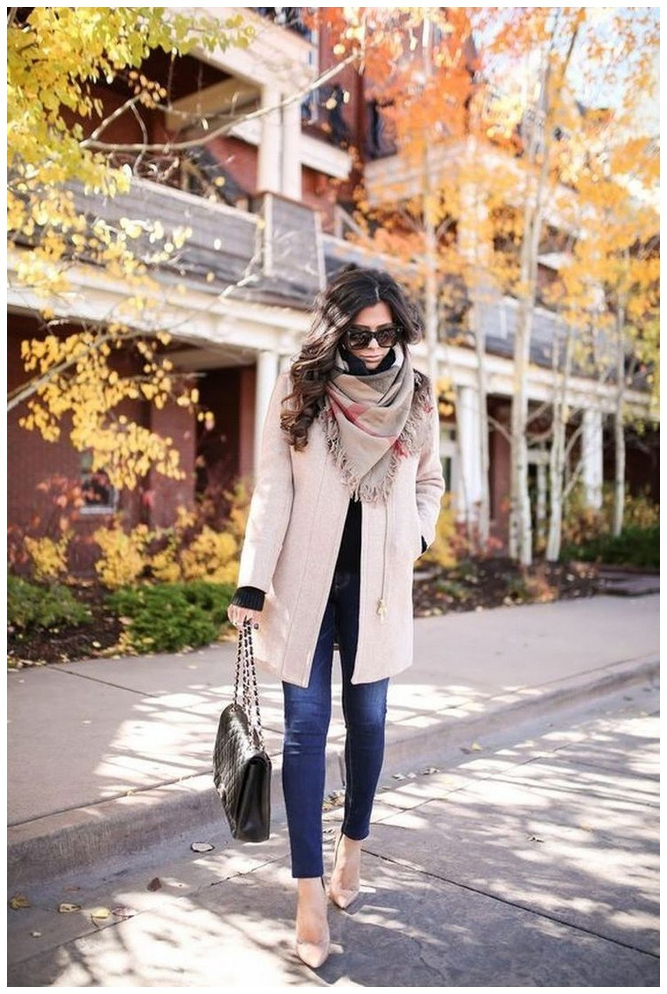 45+ trending winter outfits to copy right now 47