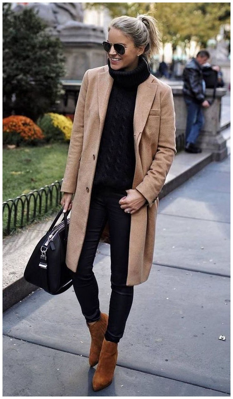 45+ trending winter outfits to copy right now 49