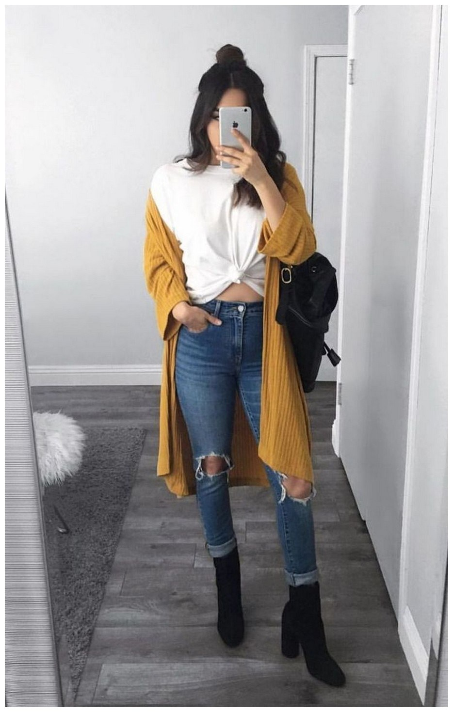 45+ trending winter outfits to copy right now 50