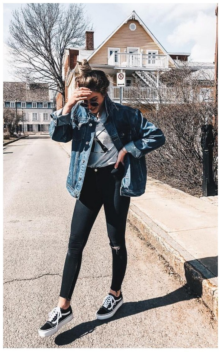 45+ trending winter outfits to copy right now 28