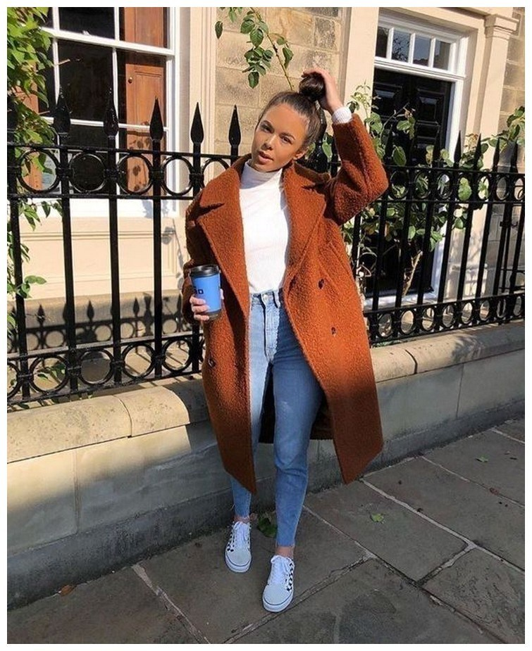 45+ trending winter outfits to copy right now 20