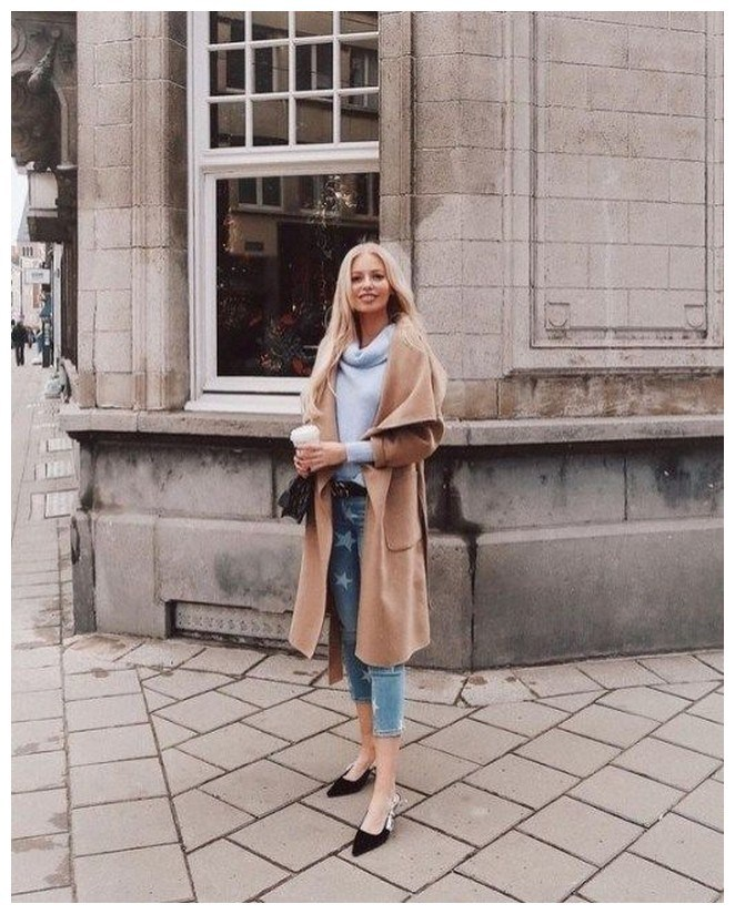 45+ trending winter outfits to copy right now 33