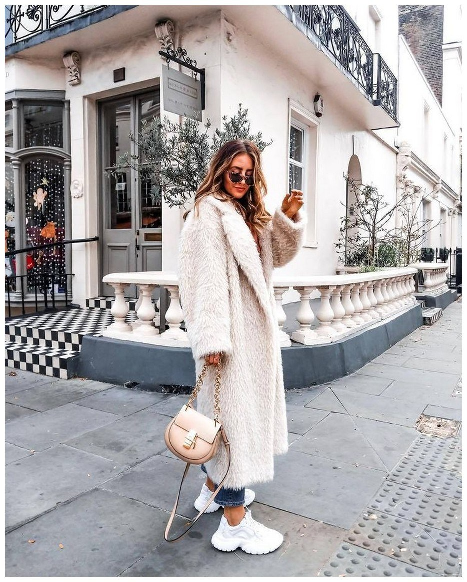 60+ comfy winter brunch outfits for girls 7