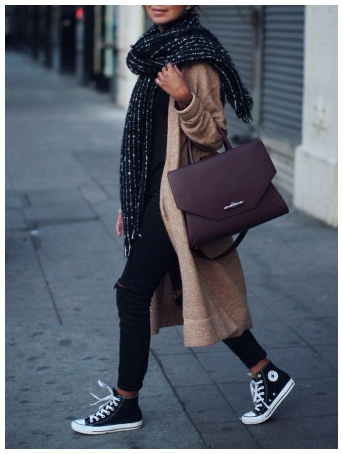 60+ comfy winter brunch outfits for girls 8