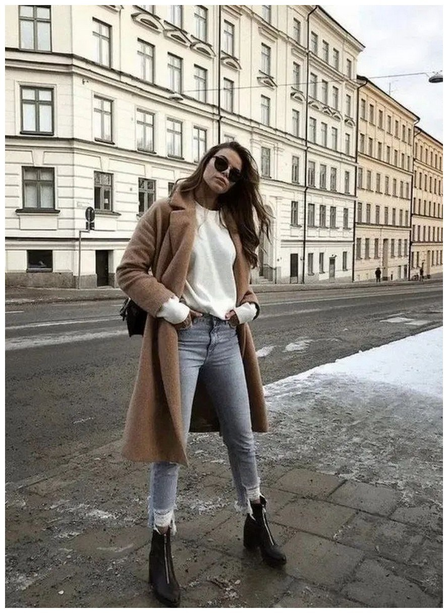60+ comfy winter brunch outfits for girls 65