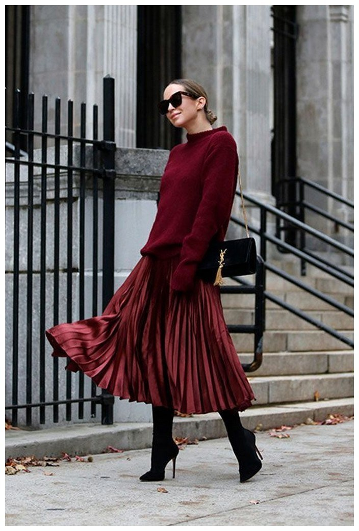 60+ comfy winter brunch outfits for girls 23