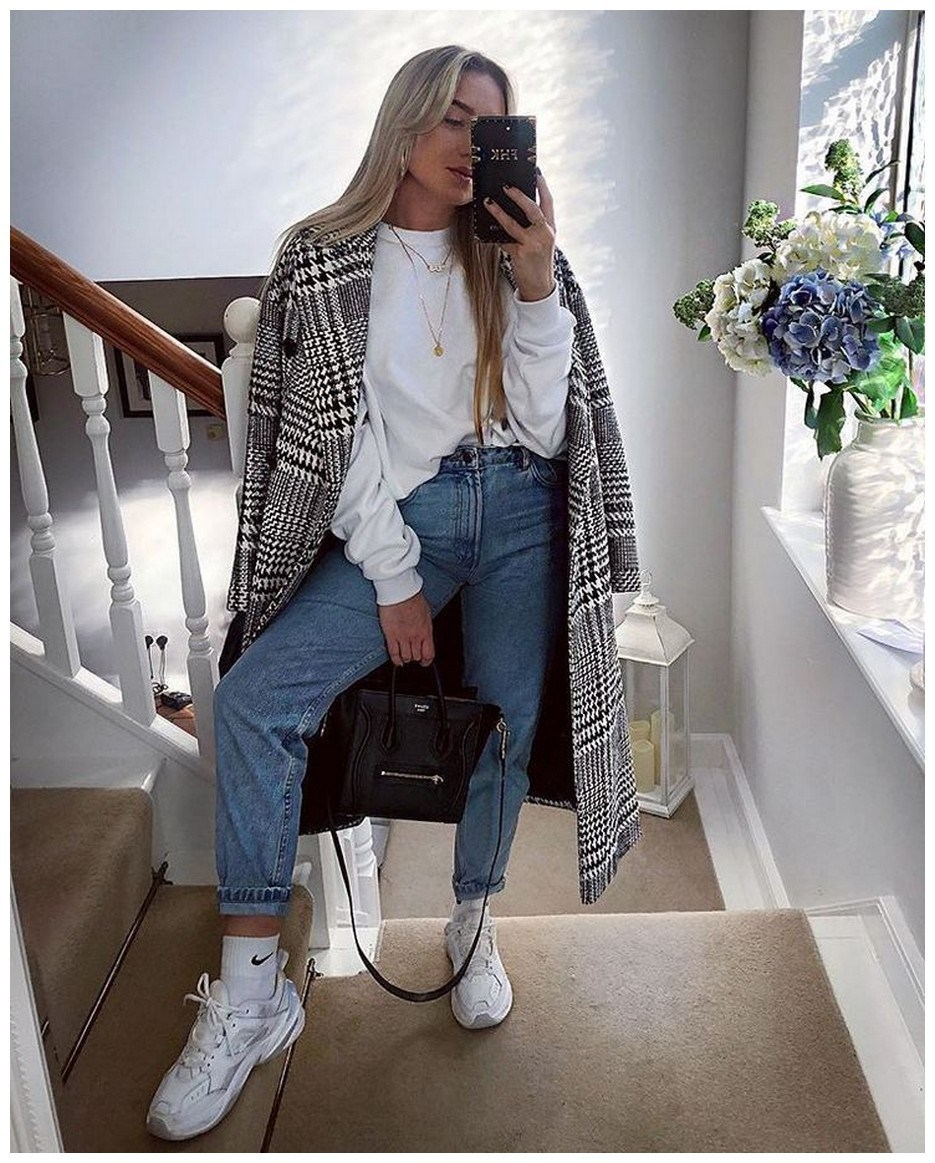 60+ comfy winter brunch outfits for girls 24