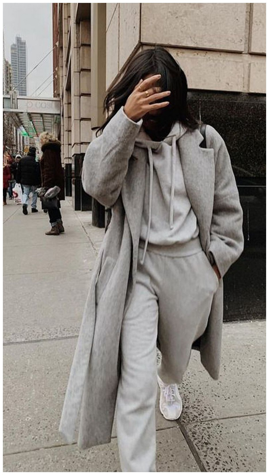 60+ comfy winter brunch outfits for girls 4