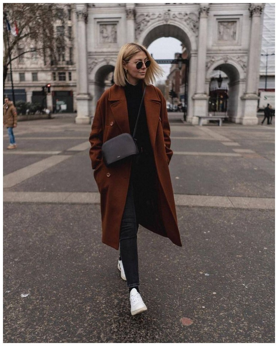 60+ comfy winter brunch outfits for girls 11