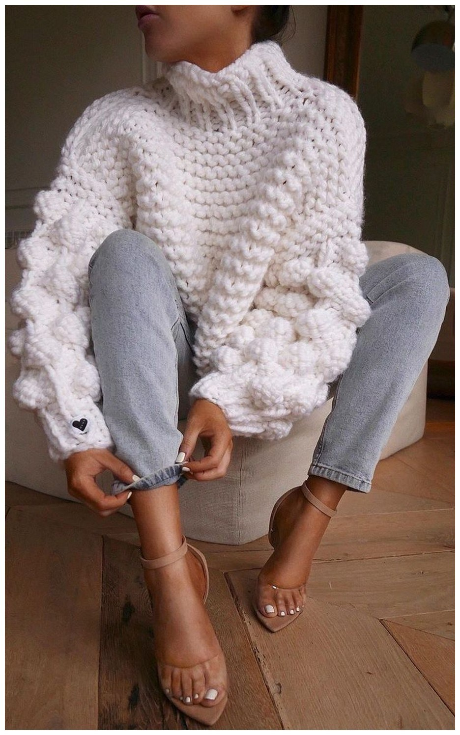 60+ comfy winter brunch outfits for girls 40