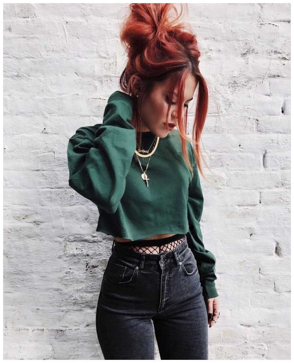 34+ rocker chic winter outfits you will love fashionplace info 22