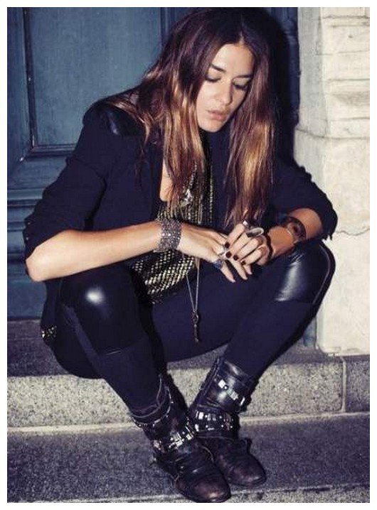 34+ rocker chic winter outfits you will love fashionplace info 4