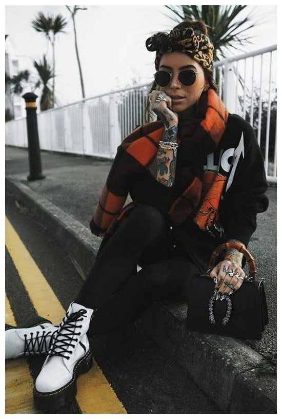 34+ rocker chic winter outfits you will love fashionplace info 20