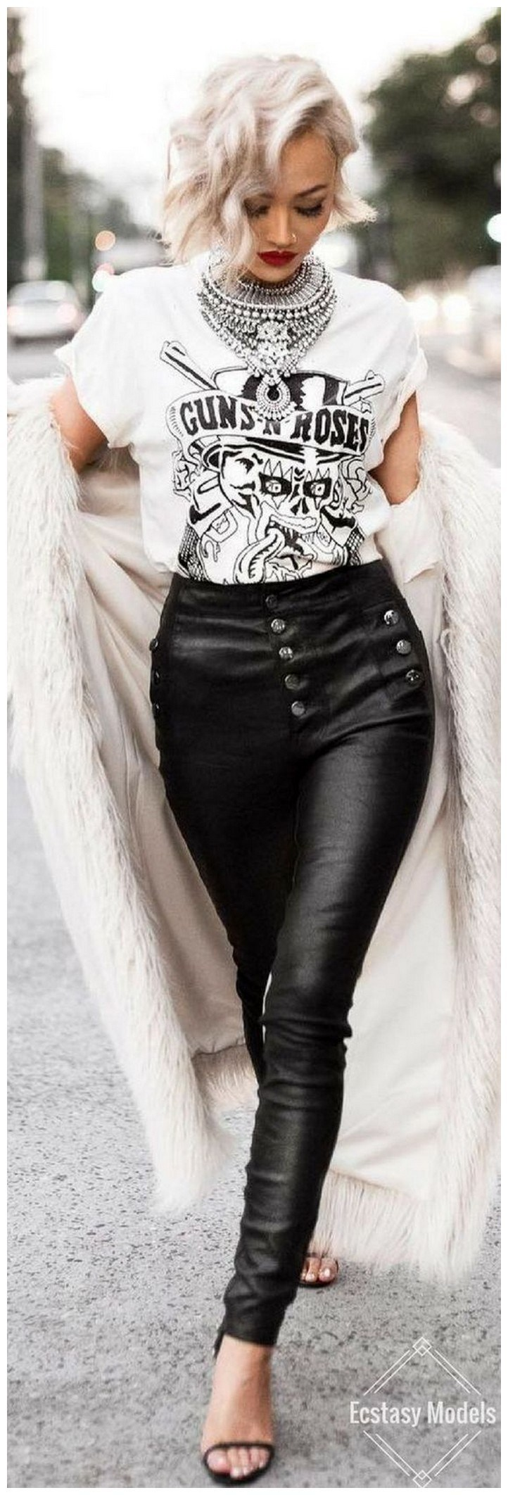 34+ rocker chic winter outfits you will love fashionplace info 8