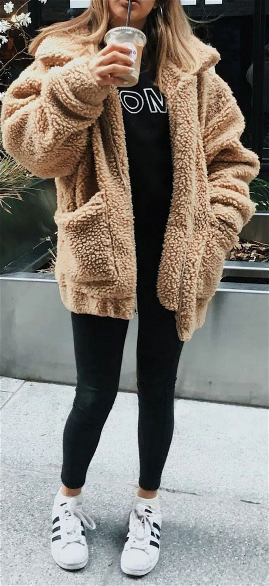 50+ checkered vans casual autumn outfit, winter outfit, style, outfit inspiration 19