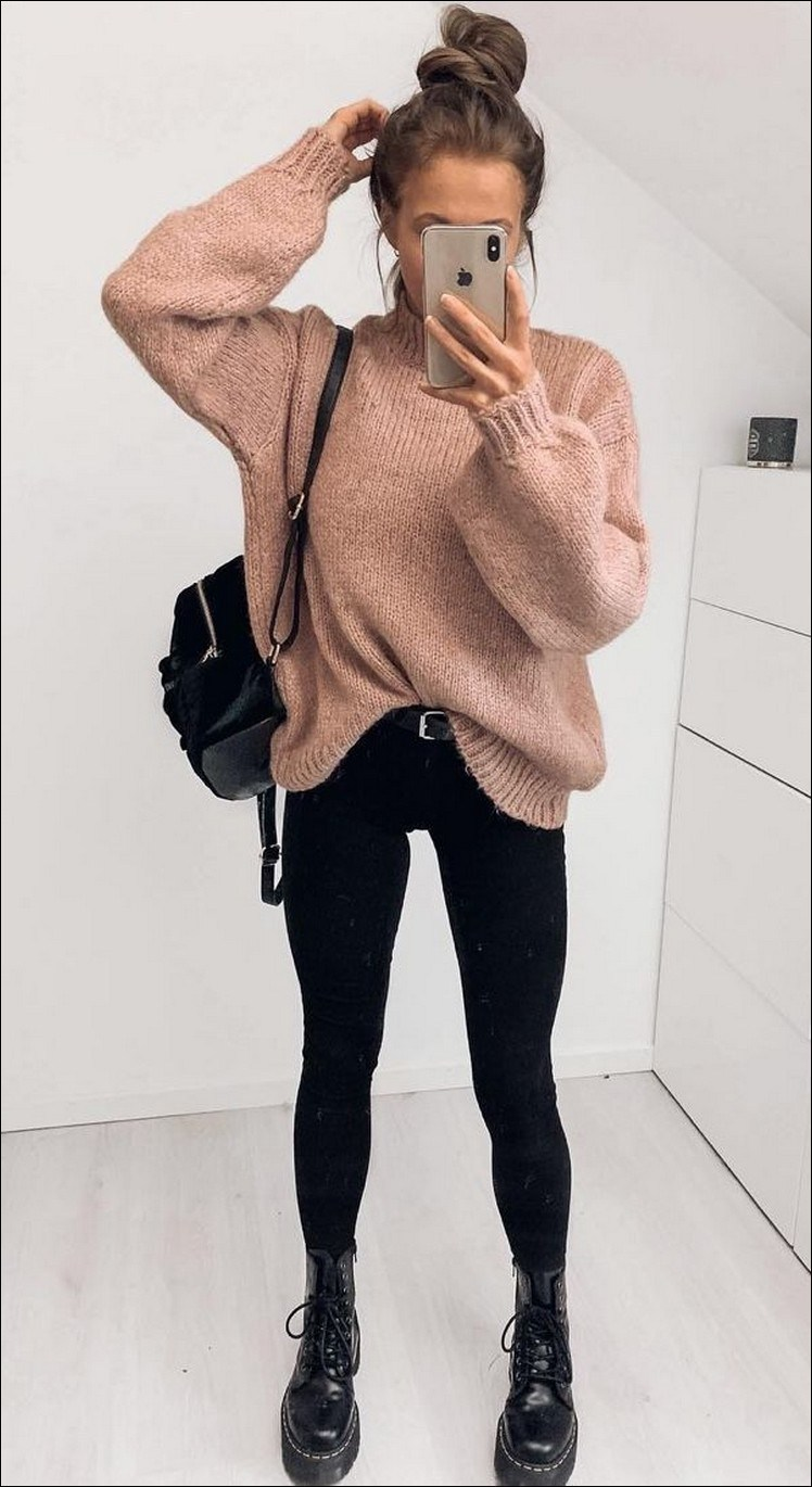 50+ checkered vans casual autumn outfit, winter outfit, style, outfit inspiration 5